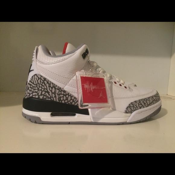 purchase cheap 0ef62 3e7e7 Air Jordan 3 Retro JTH Tinker Size 9 Brand New NWT